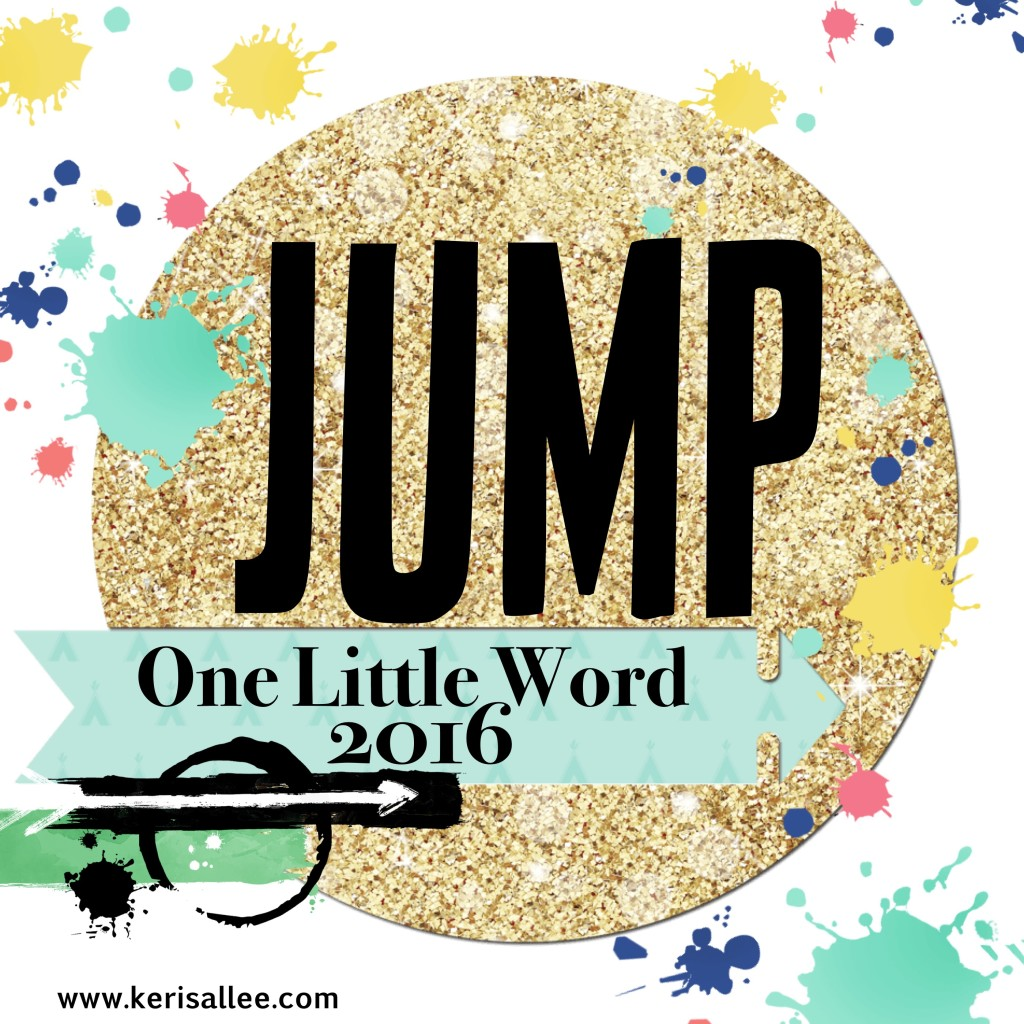 New One Little Word 2016