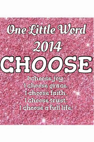 One Little Word 2014