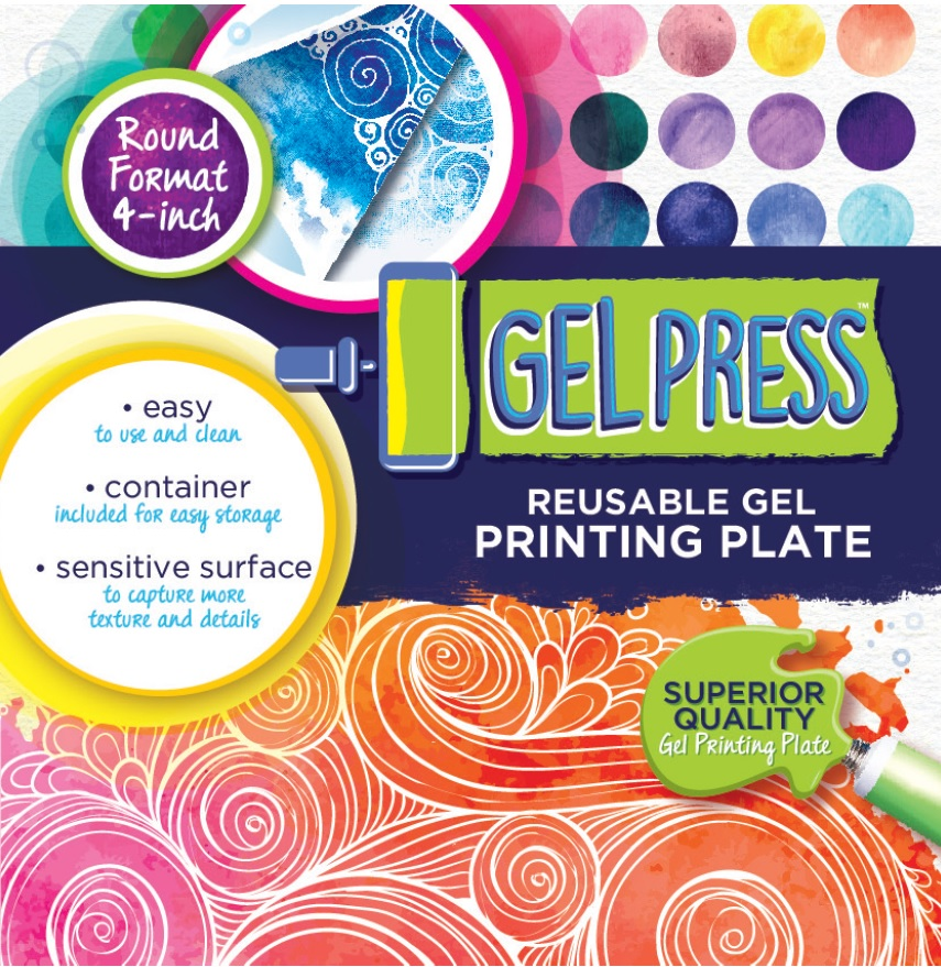 Round Gel Press Image