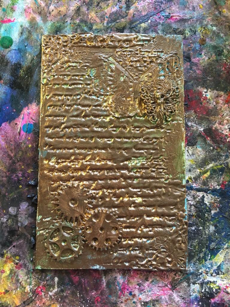DecoArt & Butterbee Scraps Faith Journal