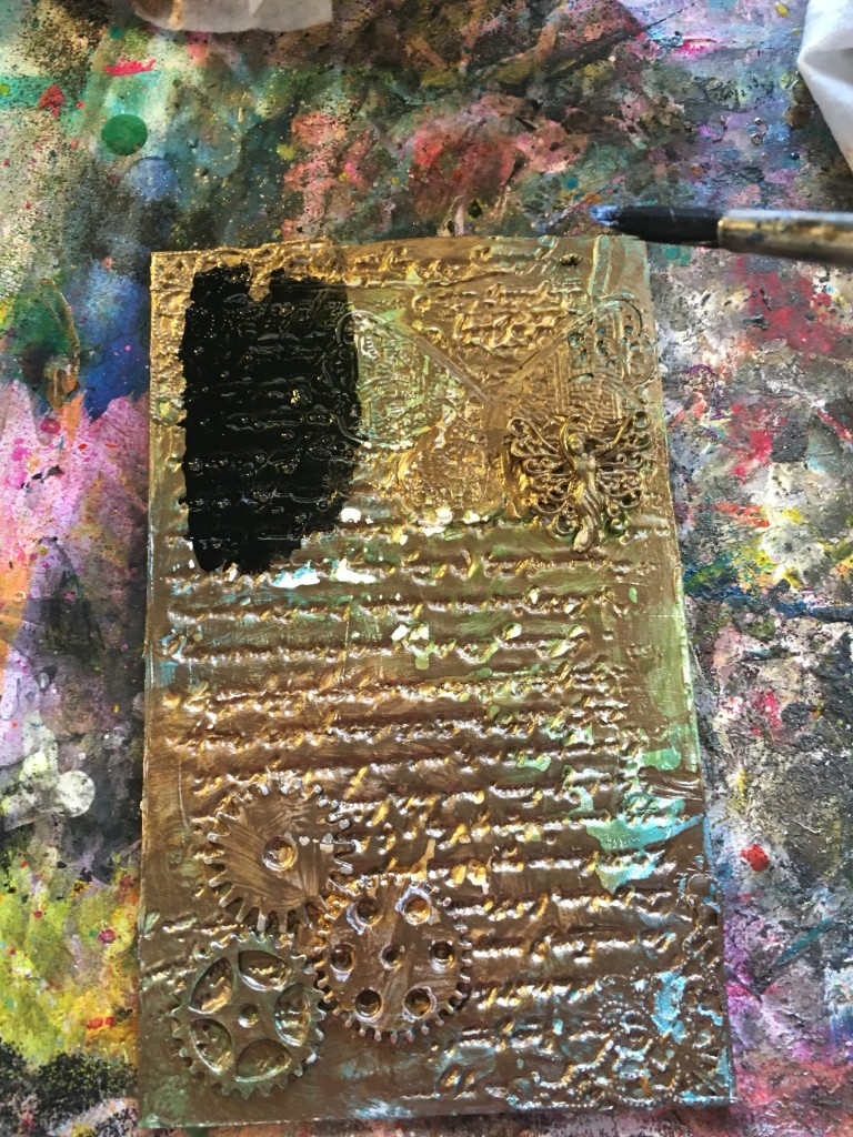 Faith Journal Mixed Media Tutorial