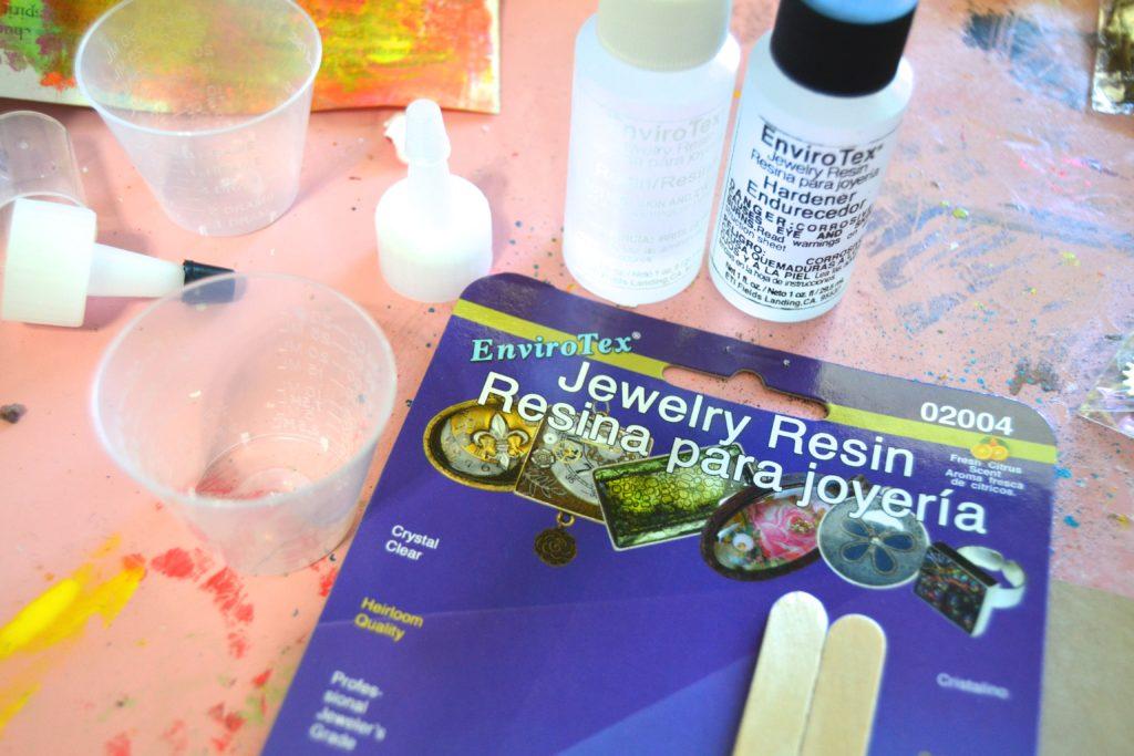 ETI EnviroTex Jewelry Resin
