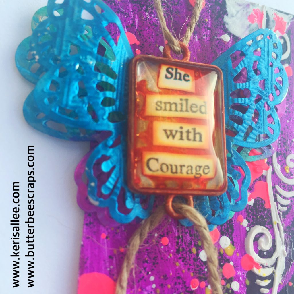 Bright ATCs with Butterbee Scraps