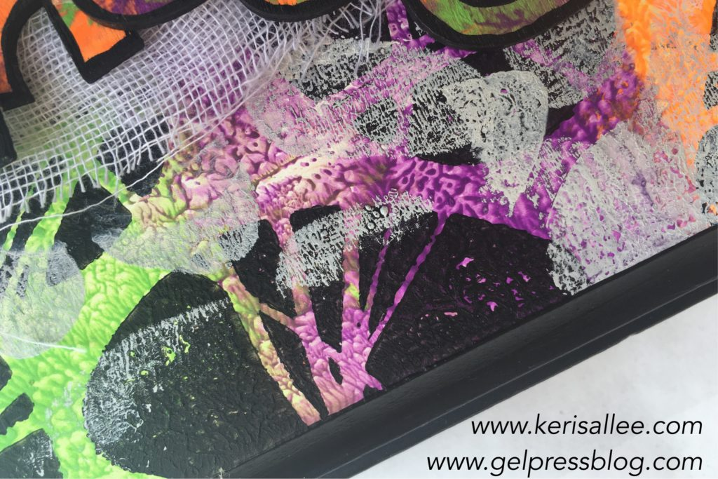 Keri Sallee Gel Press DecoArt