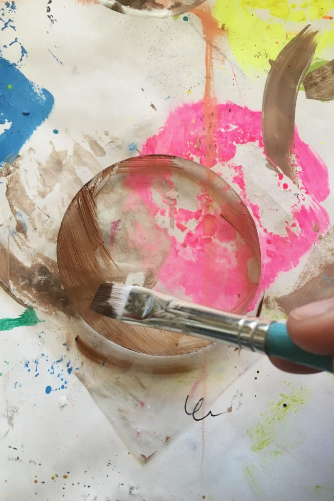 DecoARt Fluid Acrylics and DecoARt
