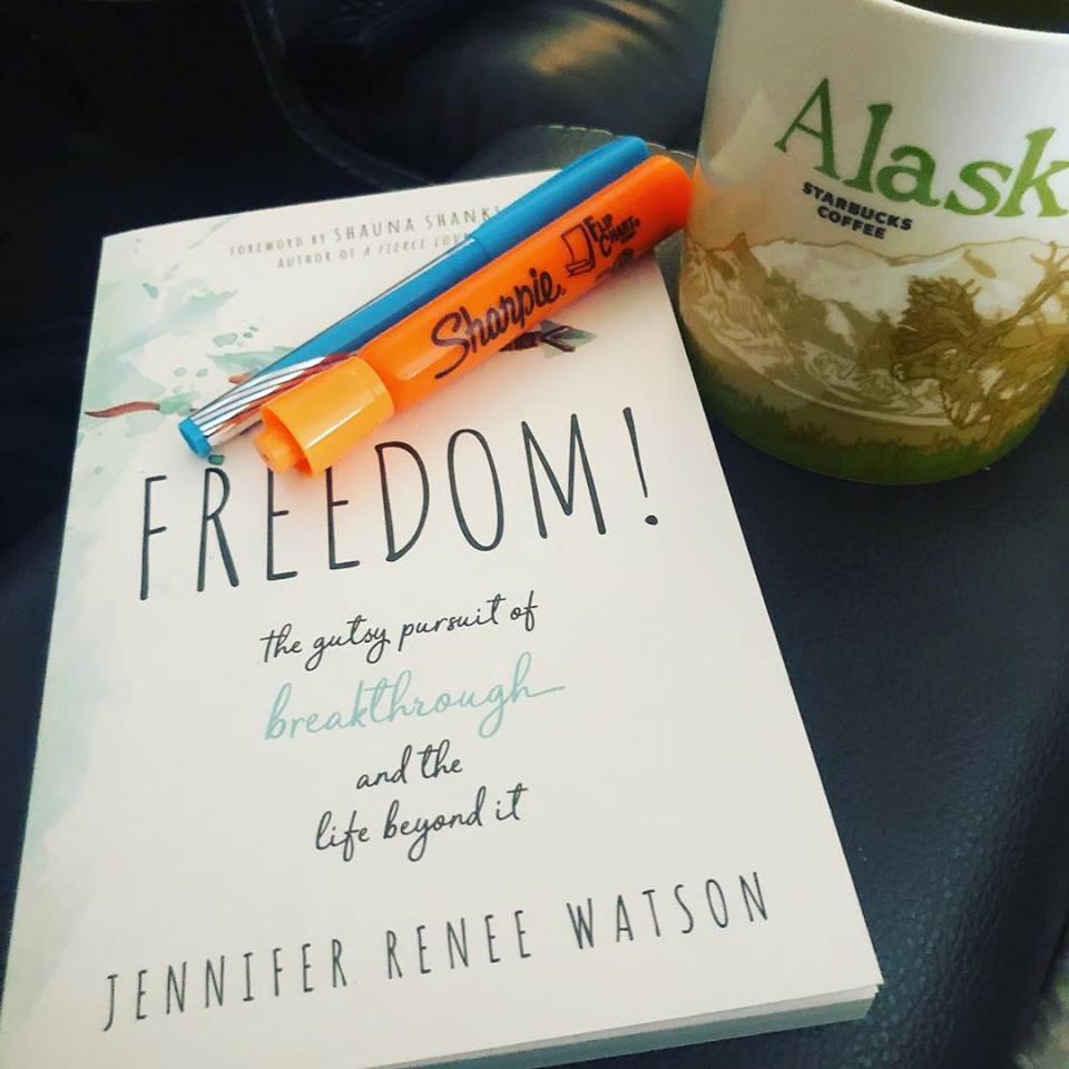 FREEDOM by Jennifer Renee Watson